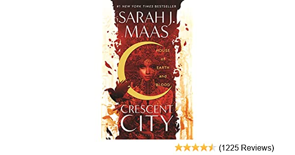 Buy House Of Earth And Blood Crescent City Book Online At Low