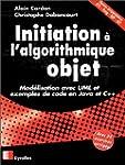 Initiation � l'algorithmique Objet :...