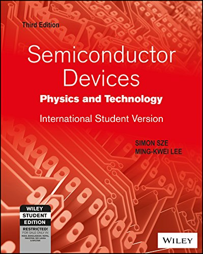 Semiconductor Devices, Physics and Technology, 8ed, ISV (WSE)