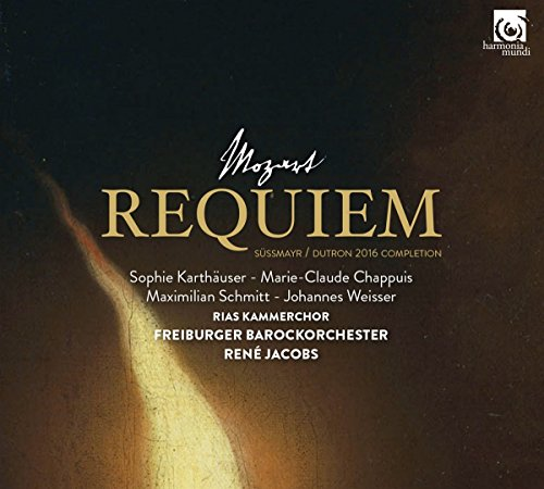 Preisvergleich Produktbild Requiem KV 626