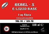 E Liquid Base 1L 70 PG/30 VG für mehr Geschmack