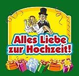Udo Schmidt Aufkleber Hochzeit