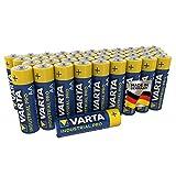 VARTA Industrial Batterie AA Mignon Alkaline Batterien LR6 (40er pack)