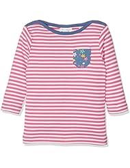 Unbekannt Mädchen Shore Stripe T-Shirt