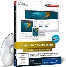 Responsive Webdesign - Das umfassende Praxis-Training