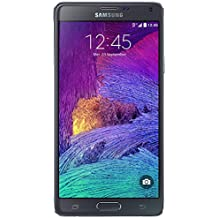 Samsung Galaxy Note 4 Smartphone débloqué 4G (Ecran : 5,7 pouces - 32 Go - Simple SIM - Android 4.4 KitKat) Noir