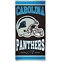WinCraft NFL Badetuch Carolina Phanthers