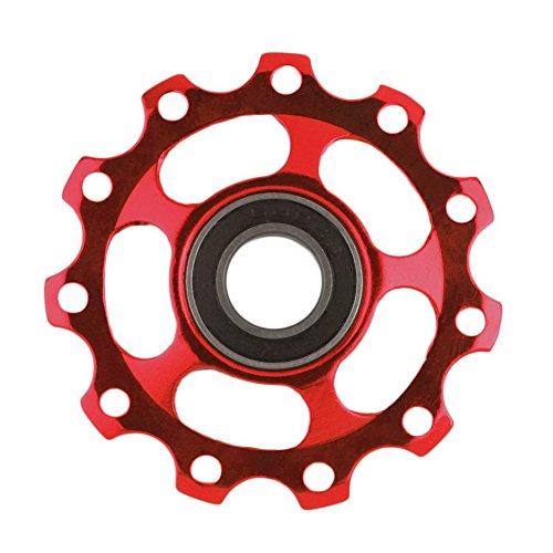 aluminio-de-la-rueda-de-la-bici-posterior-de-la-bici-con-la-guia-del-engranaje-11t-de-la-polea