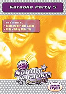 Karaoke Party 5 [DVD Video] [DVD-AUDIO]