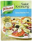 Knorr Salatkrönung Griechische Art Salatdressing (5 x 5er-Pack)