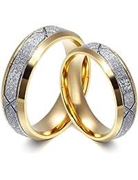 Amazon.es: Anillos de boda y compromiso: Joyería: Boda ...