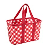 reisenthel BV3038 Mini Maxi Basket, Square, 47 x 30 x 29 cm, rot