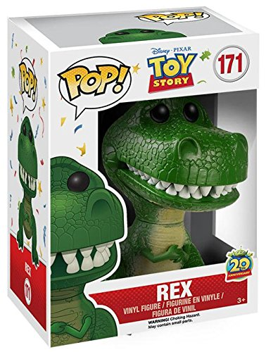 Funko Pop Rex (Toy Story 20 Aniversario 171) Funko Pop Disney