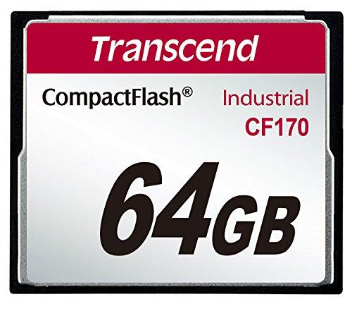 Transcend TS64GCF170 CompactFlash - Tarjeta