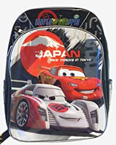 Disney Cars backpack - full size 16inch backpack