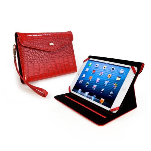 tlc-croc-patent-leather-clutch-purse-case-cover-stand-for-apple-ipad-mini-amazon-kindle-fire-hd-roug