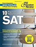 10 Practice Tests for the SAT (College Test Preparation)