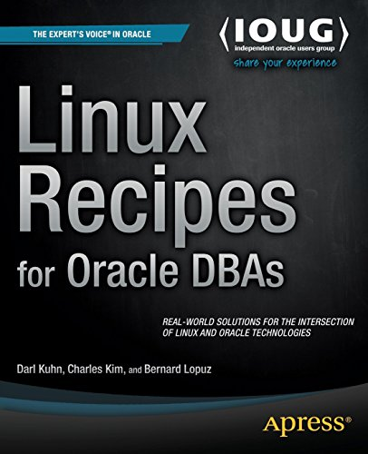 Linux Recipes for Oracle DBAs: A Problem-solution Approach (Recipes: A Problem-solution Approach) by Darl Kuhn (20-Nov-2008) Paperback