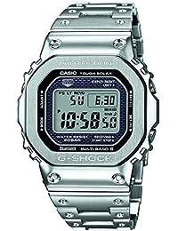 6b37f24d12367a Casio Mens Digital Quartz Watch with Stainless Steel Strap GMW-B5000D-1ER