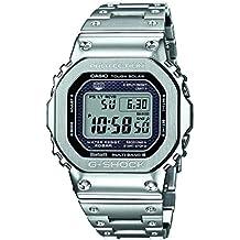 Casio Reloj Digital para Hombre de Cuarzo con Correa en Acero Inoxidable GMW-B5000D-