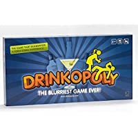 Drinkopoly - (le plus enivrant de tous les jeux) World best selling drinking game in English language