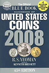 Handbook of United States Coins: 2008 Blue Book (Handbook of United States Coins (Paper)) by R. S. Yeoman (2007-05-29)