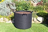 200litri–Ø72x 50cm–Sacco per piante con manici Borsa per piante Vaso Beet