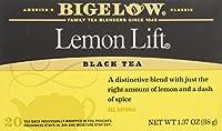 BIGELOW Lemon Lift Tea, 3 Count