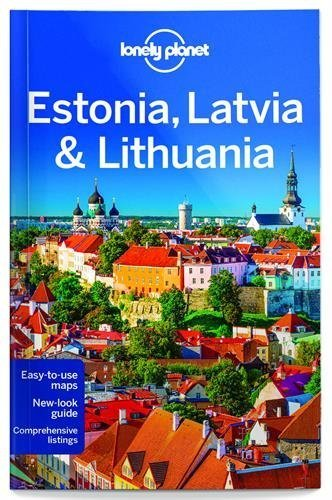 Lonely Planet Estonia, Latvia & Lithuania (Travel Guide) by Lonely Planet (2016-05-13)