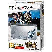 New Nintendo 3DS - Consola XL, Edición Monster Hunter Ultimate 4 (preinstalado)