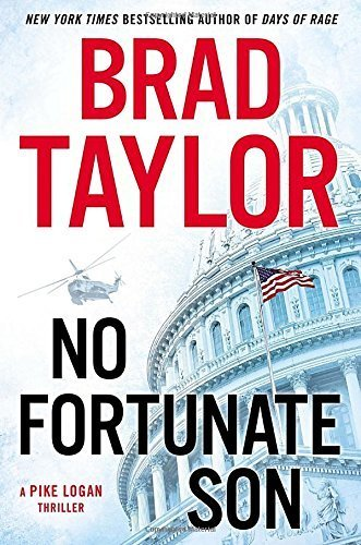 Pike Logan Thriller by Brad Taylor (2014-12-30) ()