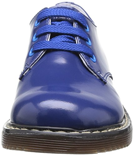 Bi Key Augustin, Unisex-Kinder High-Top Sneaker Blau (Abrasivato Azzuro)