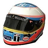 McLaren Honda Fernando Alonso 2016 Helmet 1:2 Scale