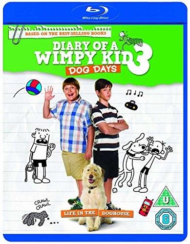 Gregs Tagebuch 3 - Ich war's nicht! [Blu-Ray] (Deutsche Untertitel) (Dog Days-dvd)