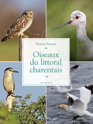Oiseaux du littoral charentais par Brosset Thomas