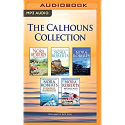 The Calhouns Collection: Courting Catherine/A Man for Amanda/For the Love of Lilah/Suzanna's Surrender/Megan's Mate (The Calhoun Women)
