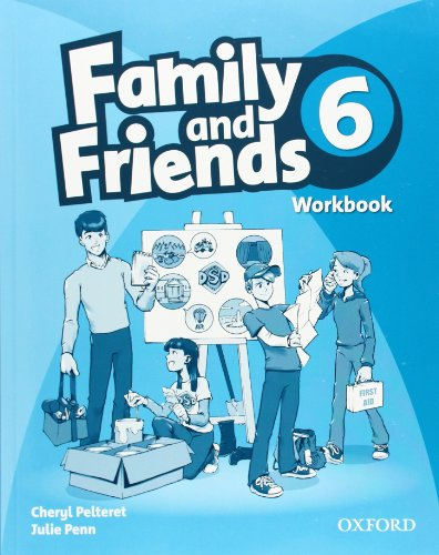 Family and friends. Workbook. Per la Scuola elementare. Con espansione online: Family & Friends 6: Workbook (Int) (Family & Friends First Edition)