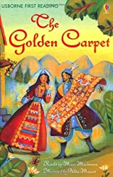 The Golden Carpet (First Reading, Level Four) (Usborne First Reading, Level Four) by Mairi Mackinnon (2013-06-01)