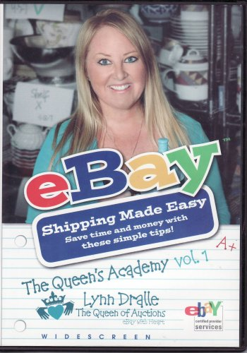 ebay-shipping-made-easy-dvd-with-lynn-dralle-the-queen-of-auctions-the-queens-academy-vol-1