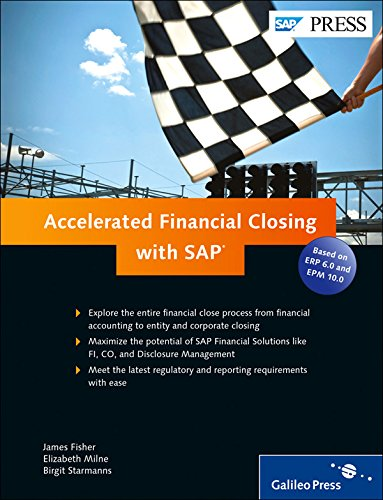 Accelerated Financial Closing with SAP (SAP PRESS: englisch)