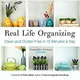 Best Organizing Books - Real Life Organizing: Clean and Clutter-Free in 15 Review