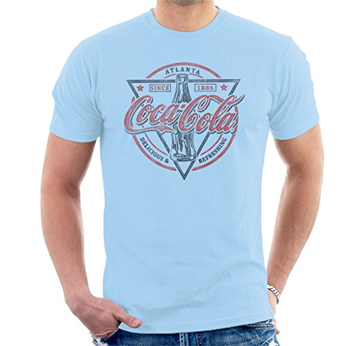Coca Cola Delicious and Refreshing Men's T-Shirt