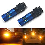 2pcs 3157 3057 3357 3156 LED Replacement Bulb for Backup Reverse Turn Signal