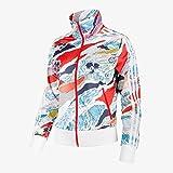 adidas Damen Firebird TT Sweatshirt, Mehrfarbig-(MULTCO), 36