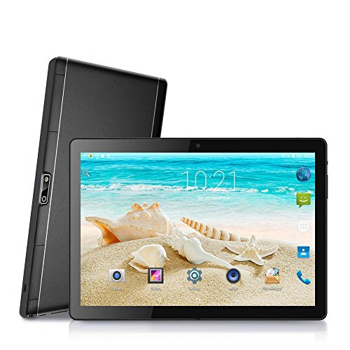 Android 7.0 Tablets. Noomai neue 10,1 Zoll acht Kerne 3G HD Handy Anruf Android 7.0 WiFi GPS 2 * SIMs Tablet 200 Watt + 500 Watt Phablet