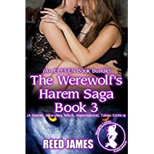 The Werewolf's Harem Saga Book 3 (An ELEVEN Book Bundle) (English Edition)