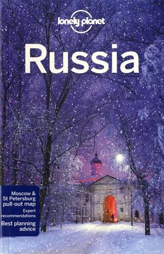 Produktbild Russia (Country Regional Guides)