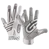 ‏‪Grip Boost G-Force Football Gloves Adult Men's Football Gloves XX-Large‬‏