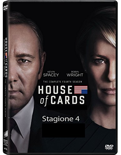 House Of Cards Stg.4 (Box 4 Dvd)