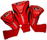 Best Team Golf Golf Clubs - NHL Carolina Hurricanes 3 Pack Contour Headcovers Review